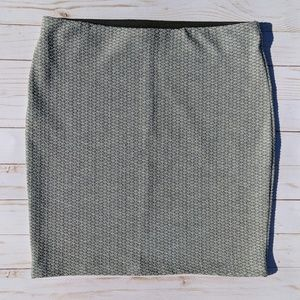 LOFT textured pencil skirt, size M